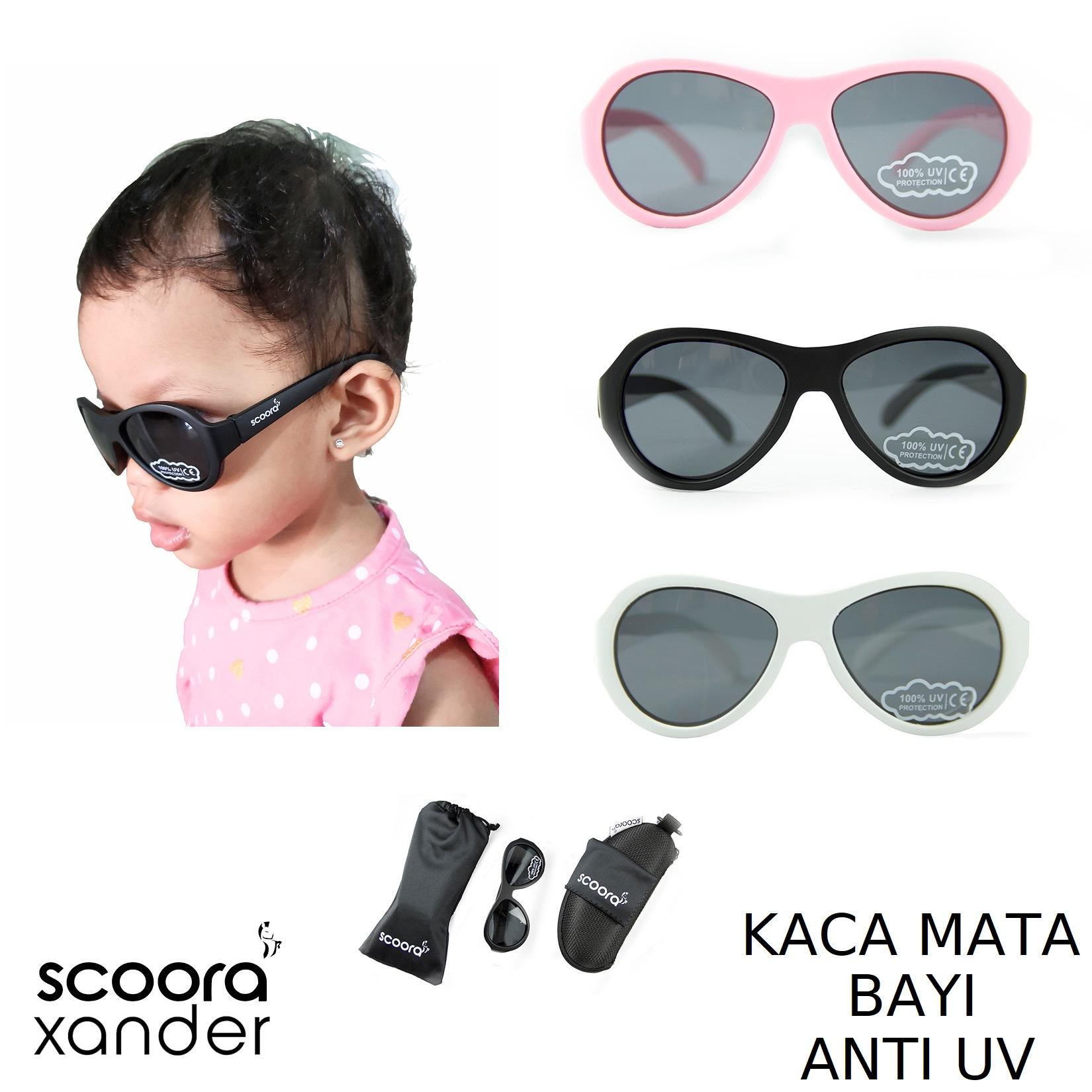 Scoora Xander Kaca Mata Bayi Anti UV (1)