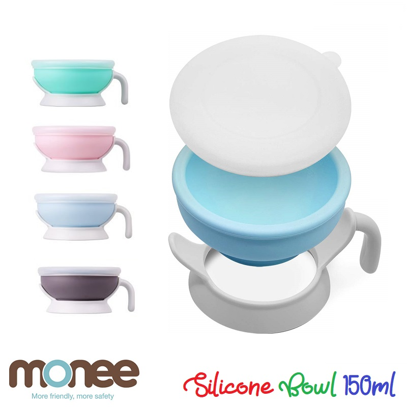 Monee Silicone Bowl 150ml (1)