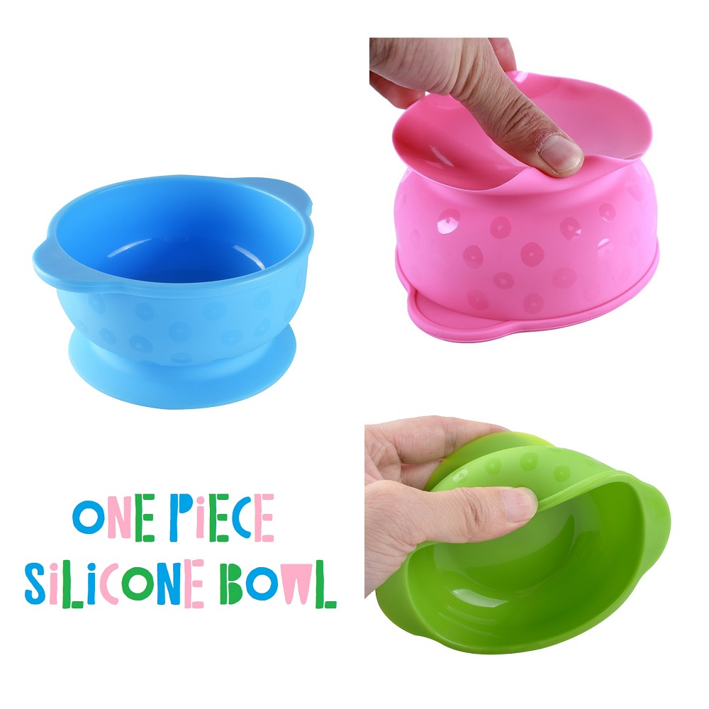 One Piece Silicone Bowl (1)