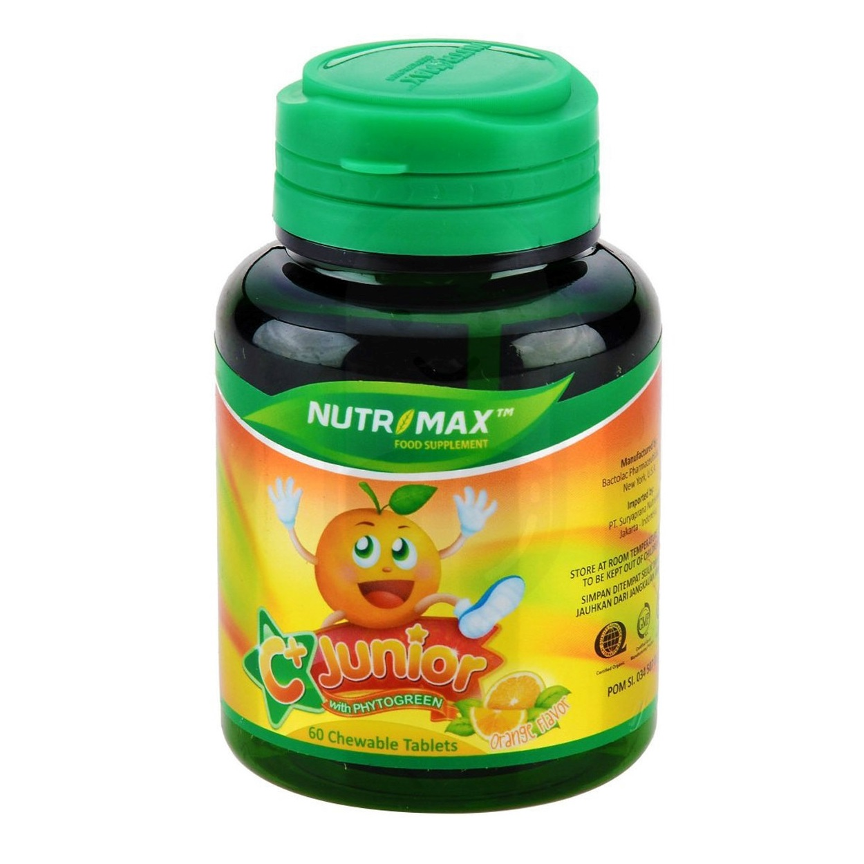 Nutrimax C Plus Juniro