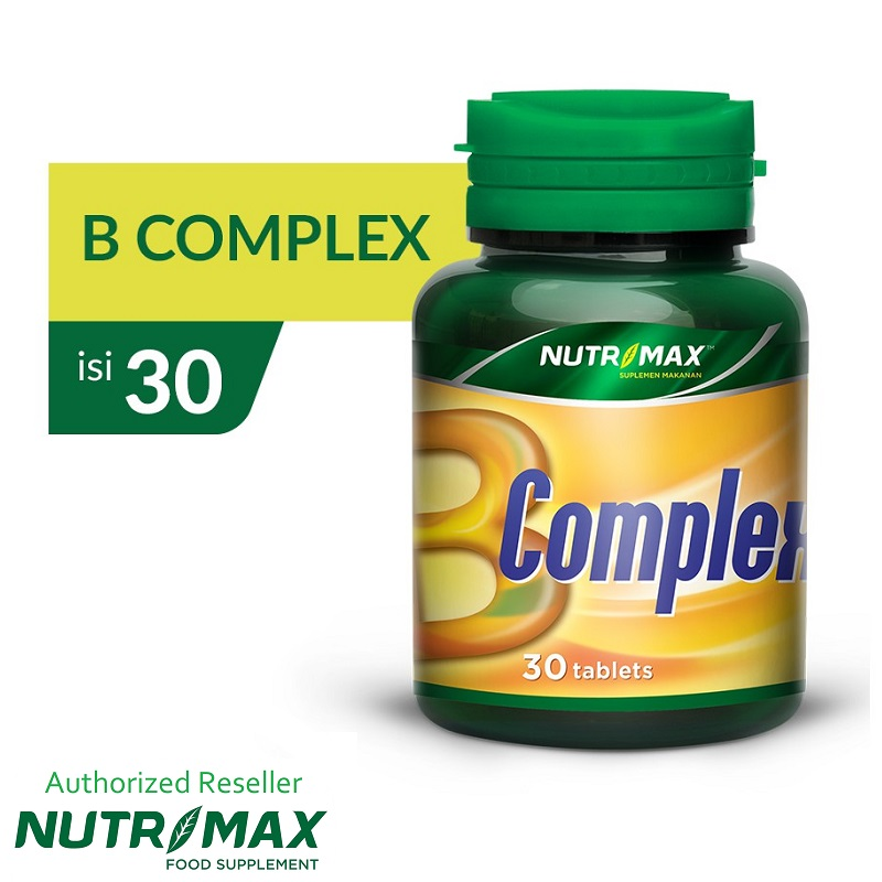 Nutrimax B Complex 30 Tablet