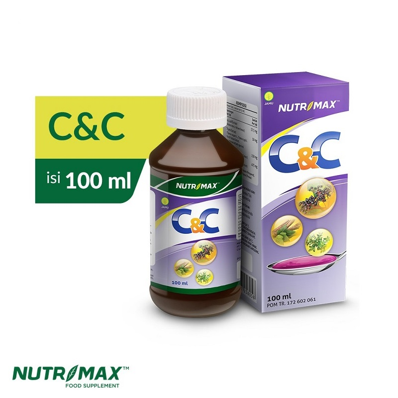 Nutrimax CNC sirup 100ml