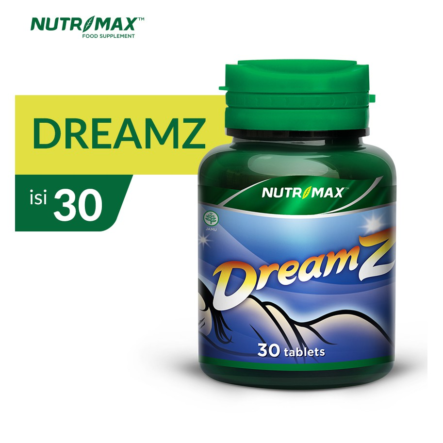 Nutrimax Dreamz isi 30