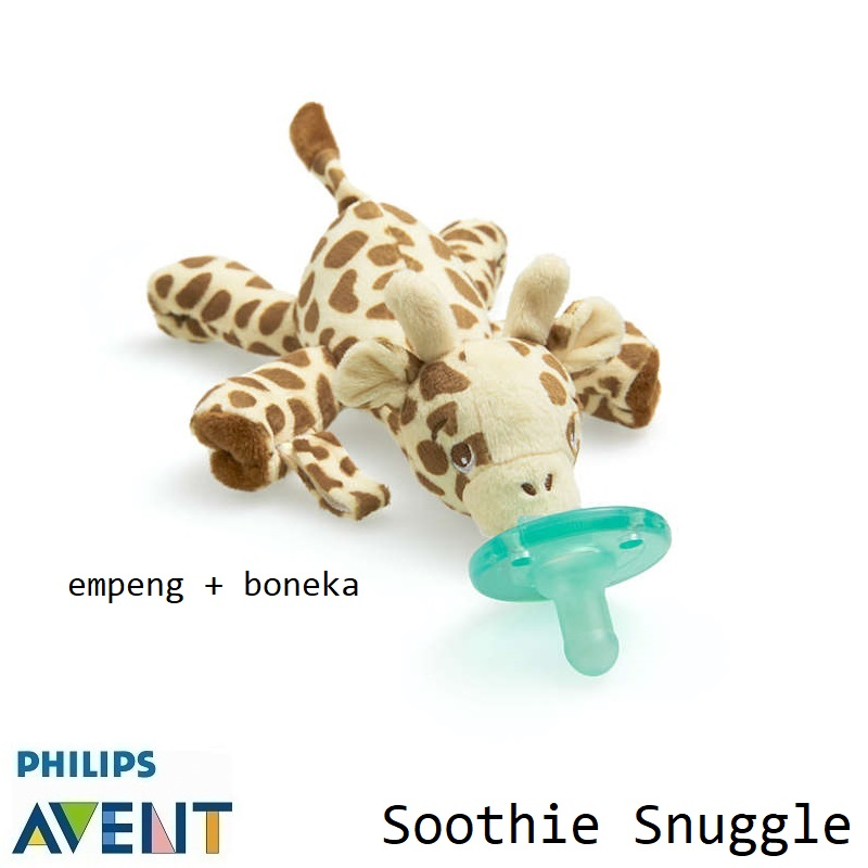 Philips Avent Soothie Snuggle (1)