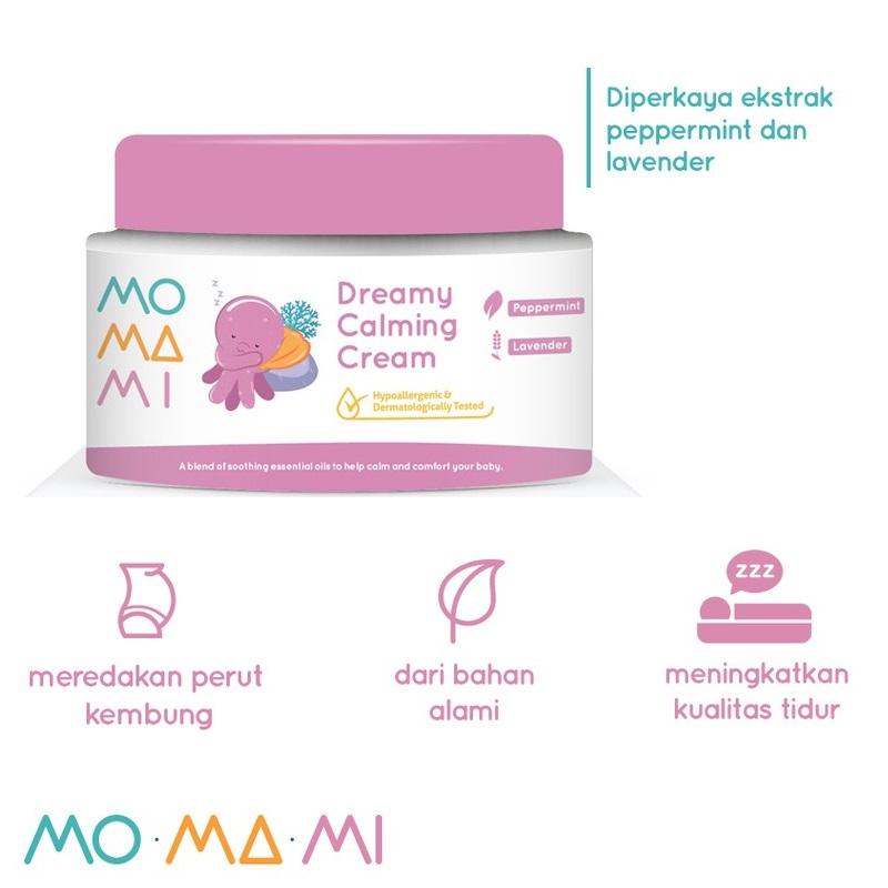 Momami Dreamy Calming Cream (1)
