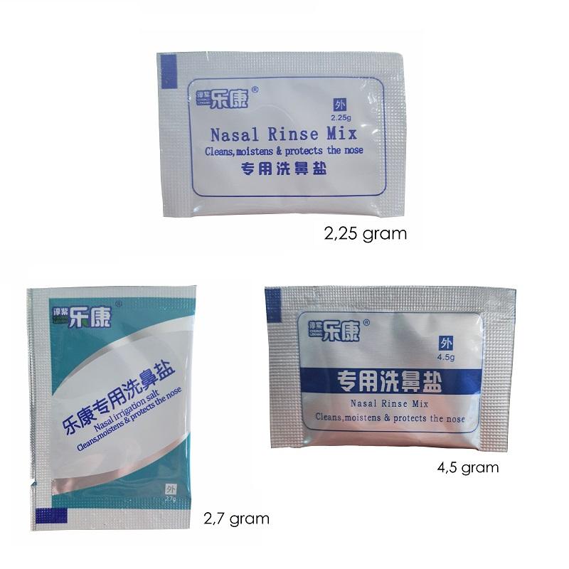Garam Hidung untuk Nasal Irigation
