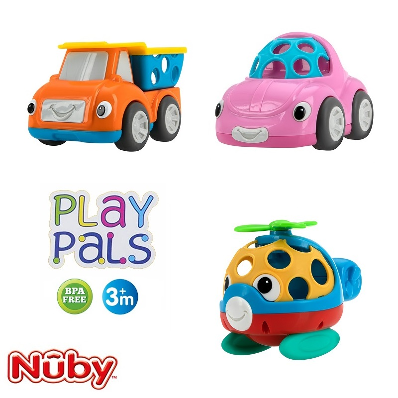 Nuby Play Pals
