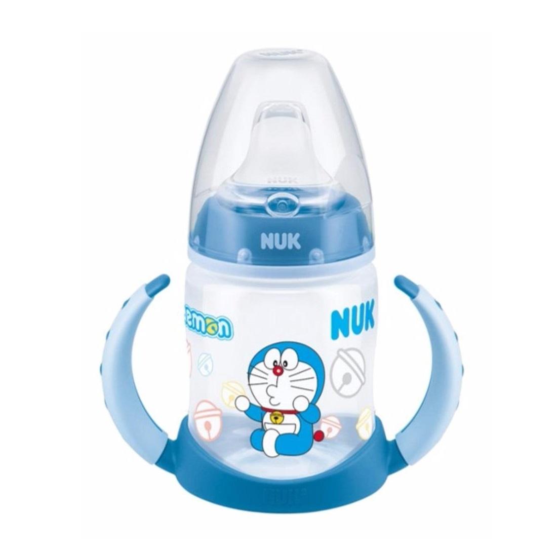 NUK Silicone Spout Learner Bottle (Doraemon)