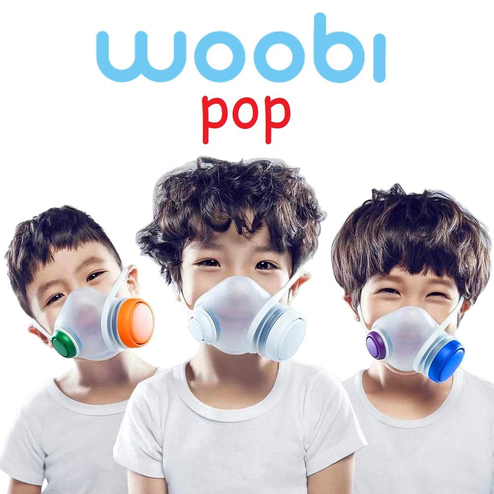 Woobi Pop Play Mask for Children