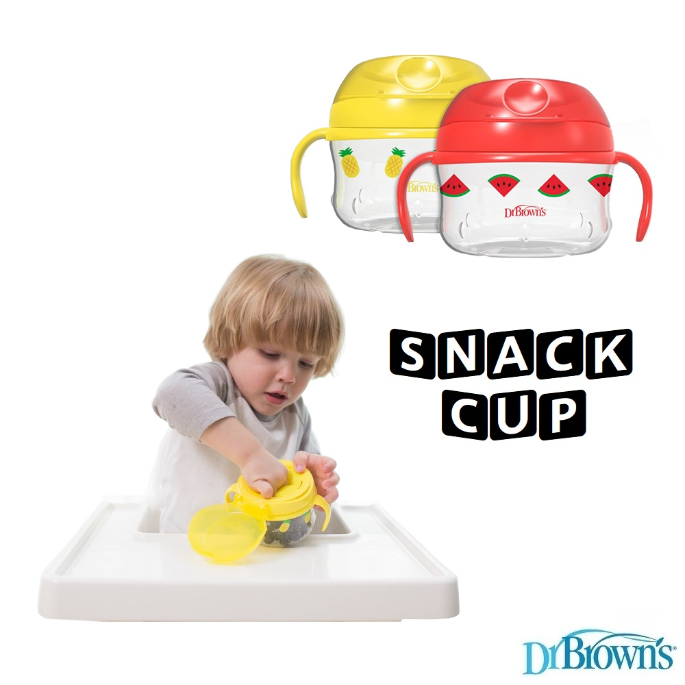 Dr Browns Snack Cup (cover)