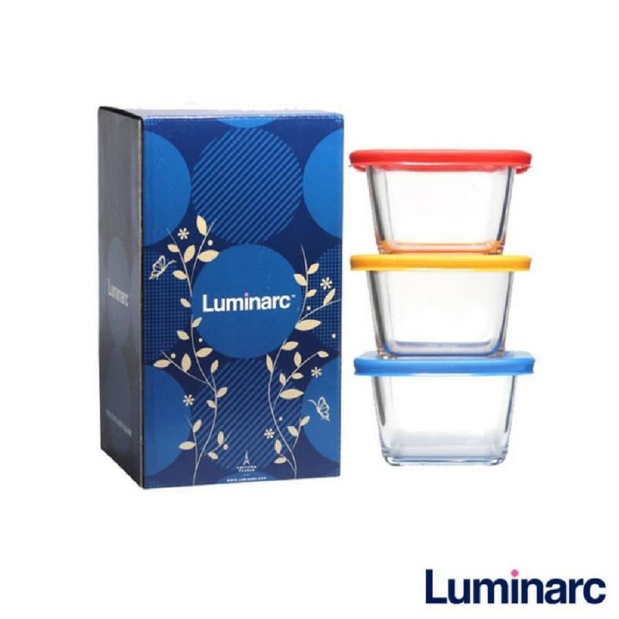 Luminarc Mini Container Square (1)