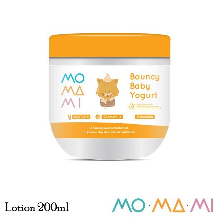 Momami Boucy Baby Yogurt Lotion 200ml