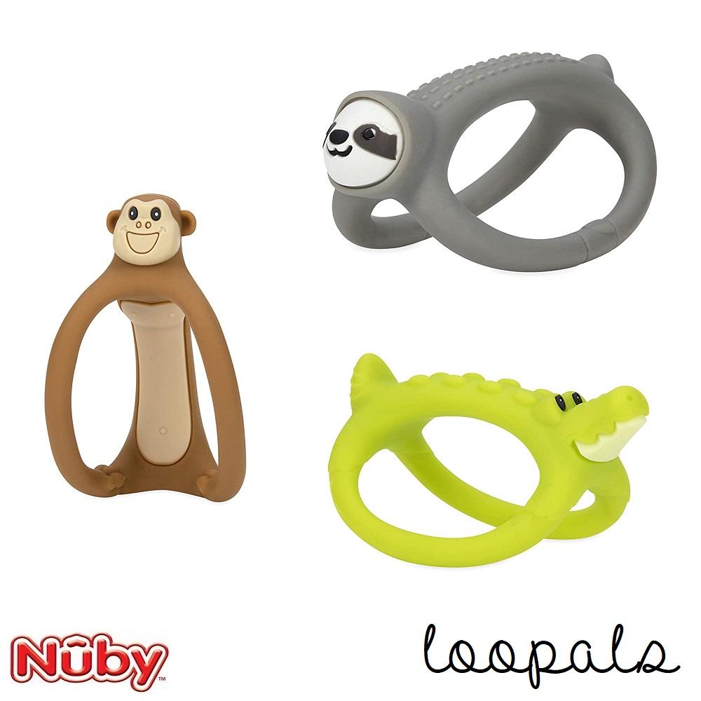 Nuby Loopals Loopy Legs (1)