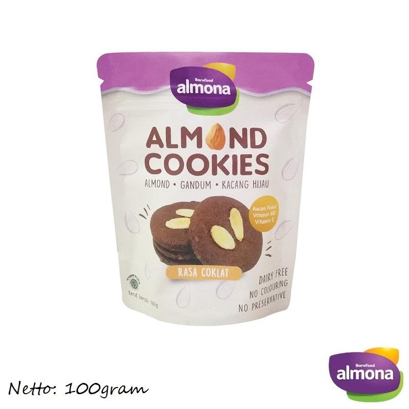 Almona Almond Cookies
